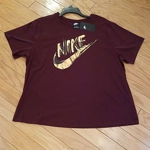 NWT plus size 1X Nike tee
